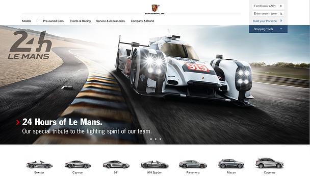 Good Website User Interface