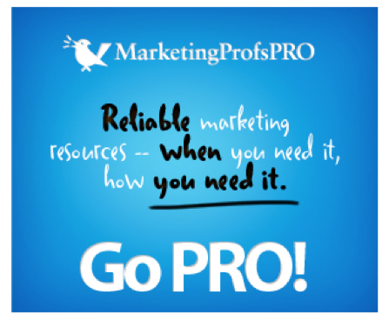 Marketing Profs CTA