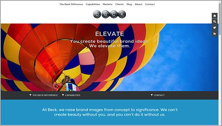 Marsden & Associates B2B Website Redesign