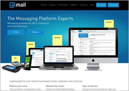 AtMail HTML5