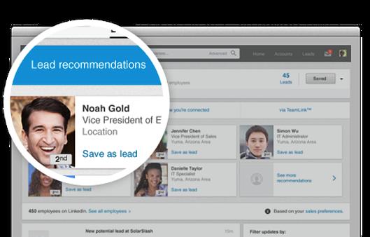 B2B Lead Generation with LinkedIn