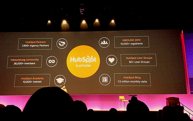 HubSpot's INBOUND 2014 Conference