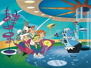 The Jetsons and the Internet of Things