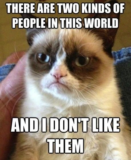 grumpy cat, inbound marketing, b2b marketing
