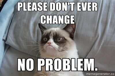 grumpy cat, inbound marketing, b2b marketing, blogging