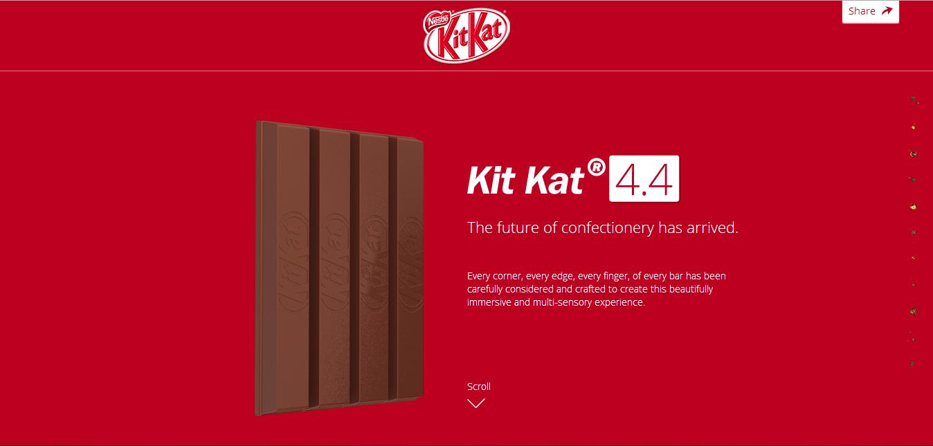 Kit Kat, digital marketing, video marketing