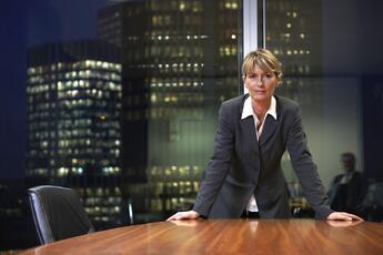 CMO in boardroom