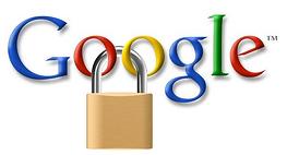 google padlock