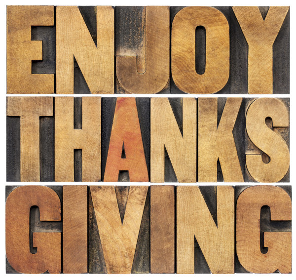 Thanksgiving, inbound marketing, atlanta b2b marketing agency
