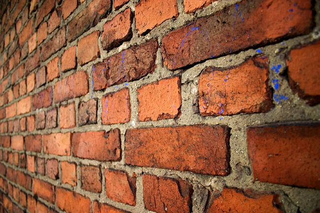 Inbound marketing lead generation, brick wall, process, productivity