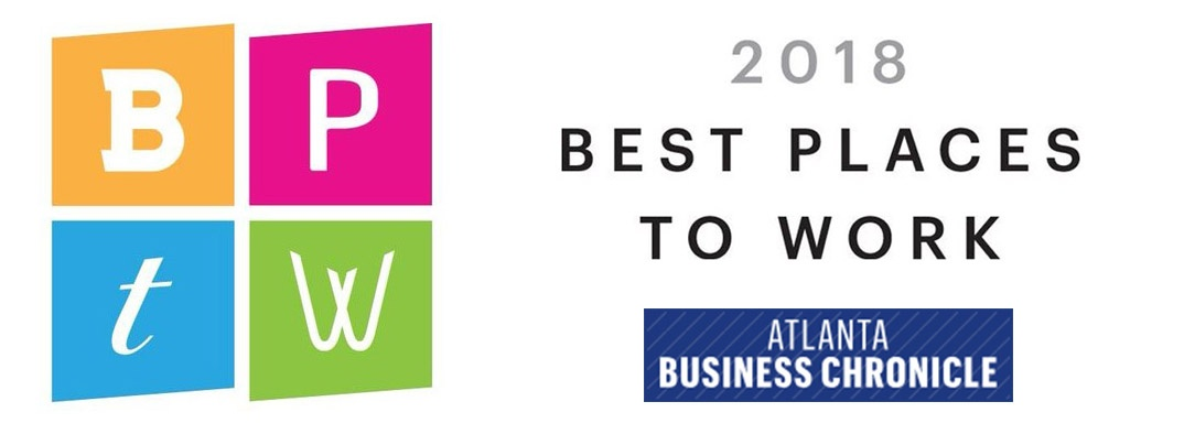 Atlanta's best place to work