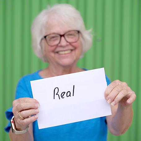 Ann Strople - Real