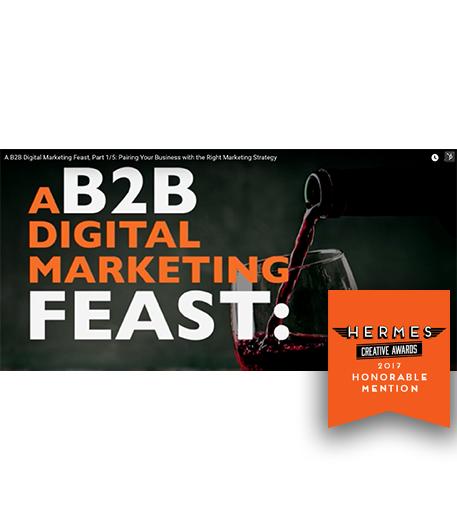 Top Atlanta Marketing Company Marsden Marketing Video Award