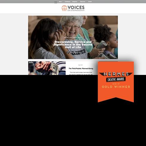 Vanco Voices and Atlanta Marketing Agency Marsden Marketing Win Award