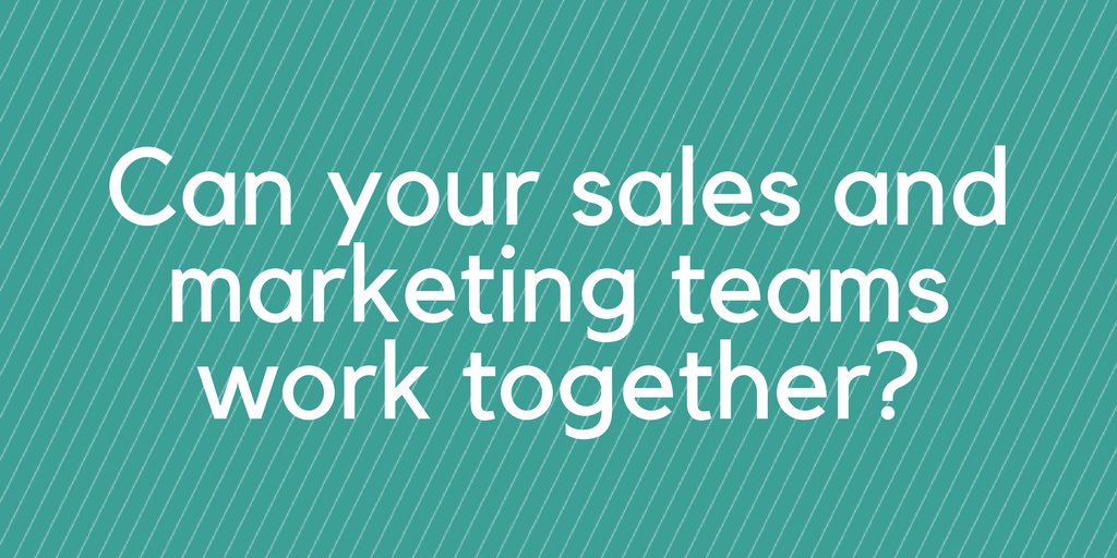 Can your sales and marketing teams work together for ABM?