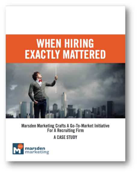 When Hiring Exactly Mattered: A B2B Case Study