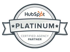 HubSpot Platinum Certified Agency Partner logo