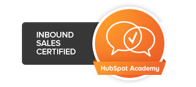 Marsden is Inbound Marketing and Inbound Sales certified to leverage synergy between our clients' demand generation teams.