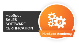 Atlanta's Platinum Partner HubSpot Agency with a certification in Sales Software
