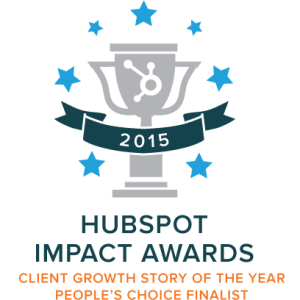 HubSpot People's Choice Award Finalist