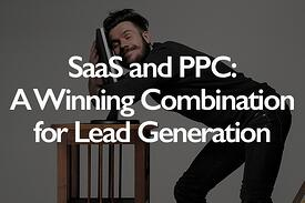 PPC for SaaS