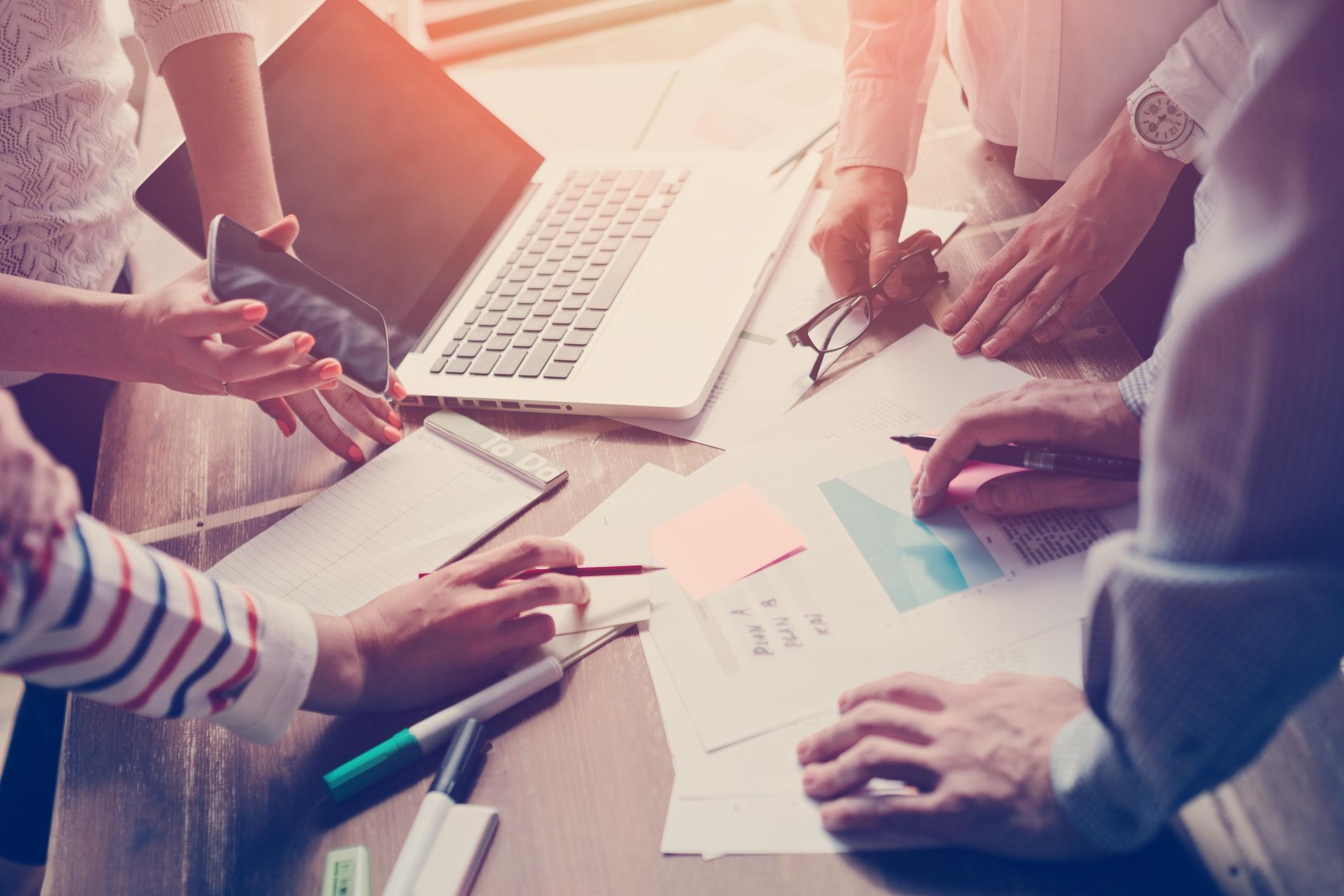 B2B Digital Marketing Analytics
