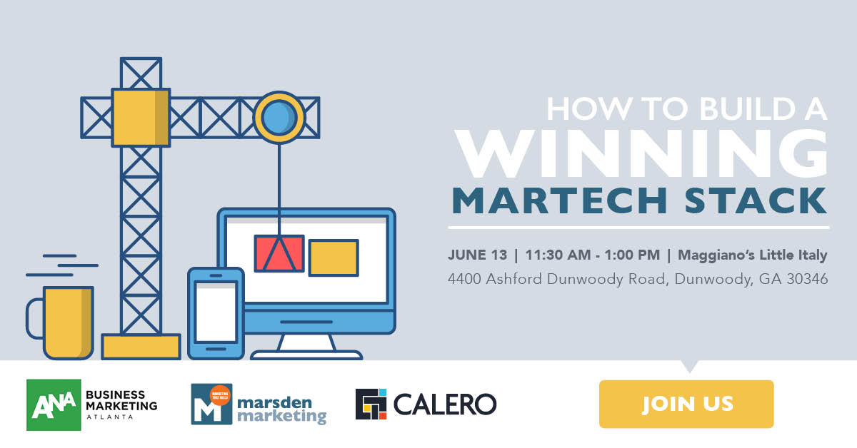 How to build a winning martech stack