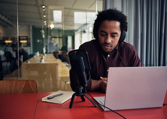 How to start a B2B podcast