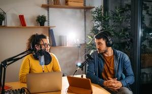 landing a podcast guest interview