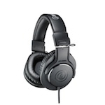 M20X headphones for starting a podcast