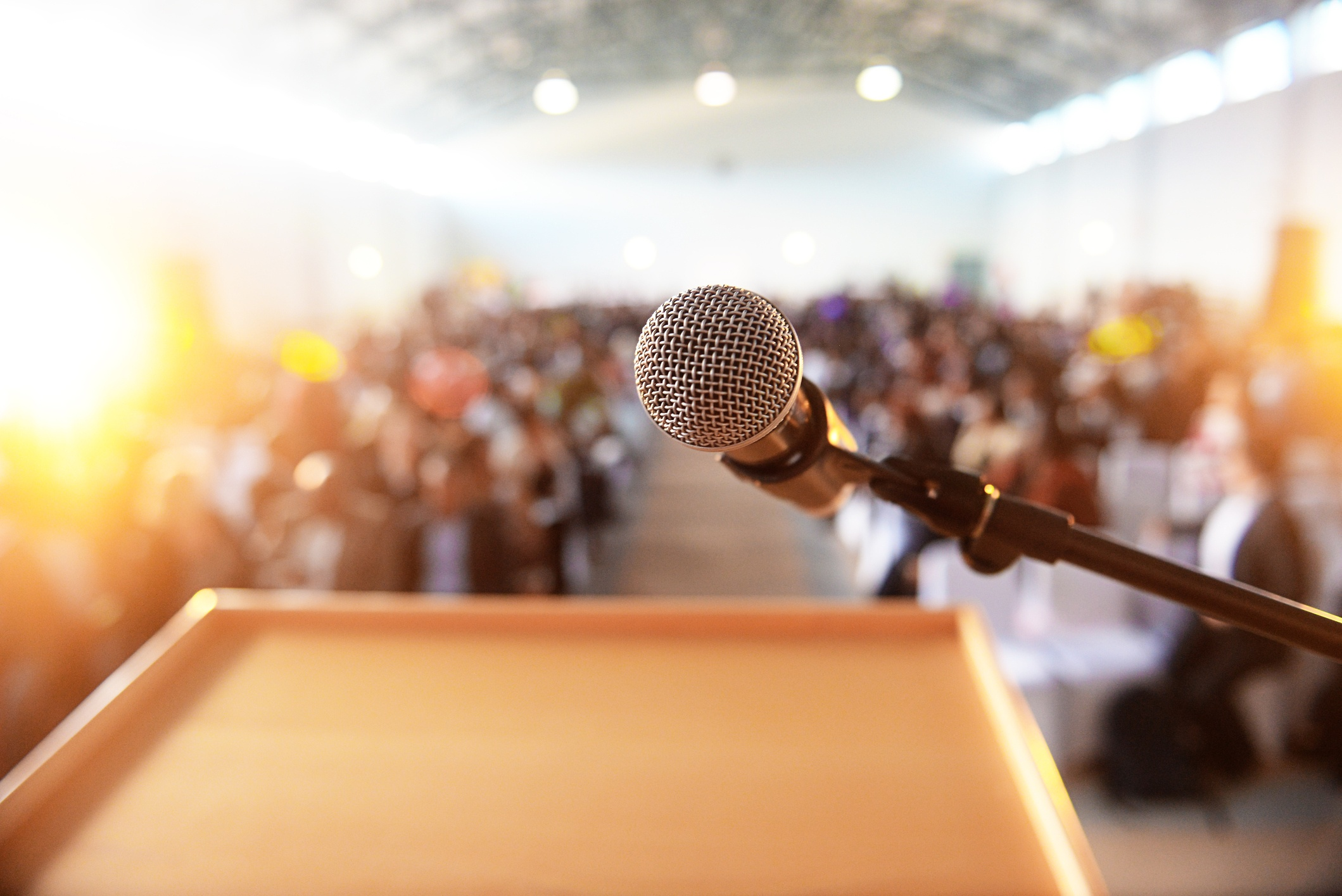What should you do during your event to encourage engagement?