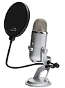 Pop filter for starting a podcast b2b