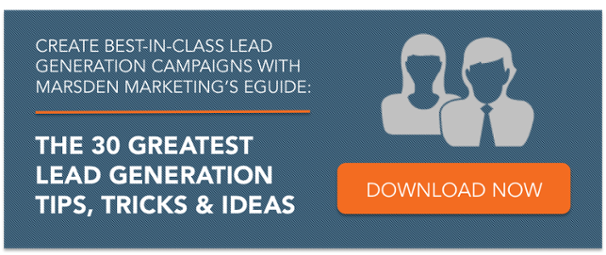 Lead Generation eGuide