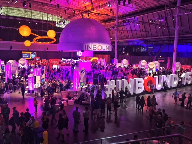 #INBOUND15: The Best Lessons I Learned About Business, Life & Live-Tweeting at An Event