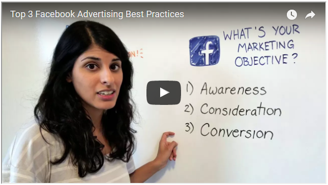 Top 3 Best Practices for Facebook Paid Advertising