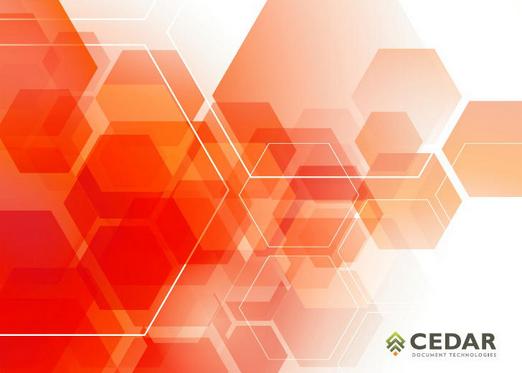 Cedar Document Technologies