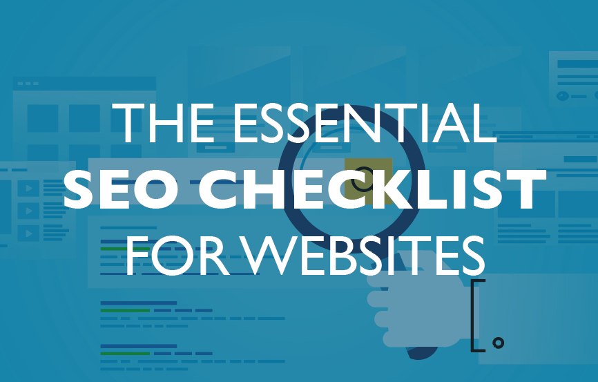 The Essential SEO Checklist for SMBs