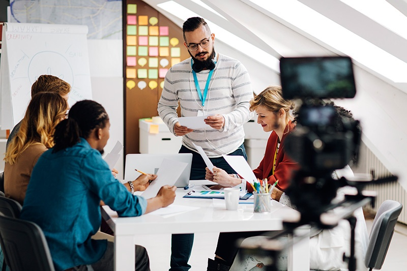 How to Get Your B2B Video Content Program Started