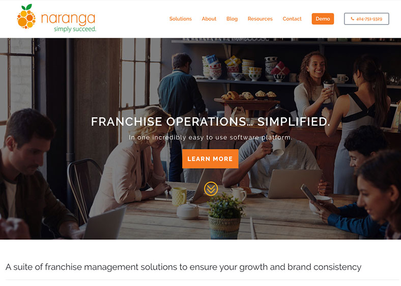 Naranga - Inbound Strategy Strengthens Sales Pipeline